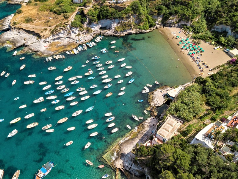 Weekend in barca a vela Isole Pontine
