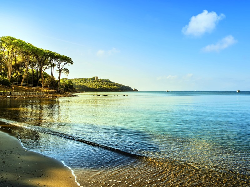 Week End Mare e Benessere in Toscana