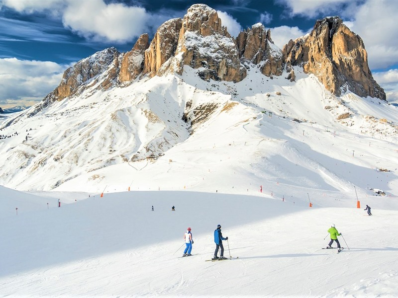 Weekend sulla neve a Cortina