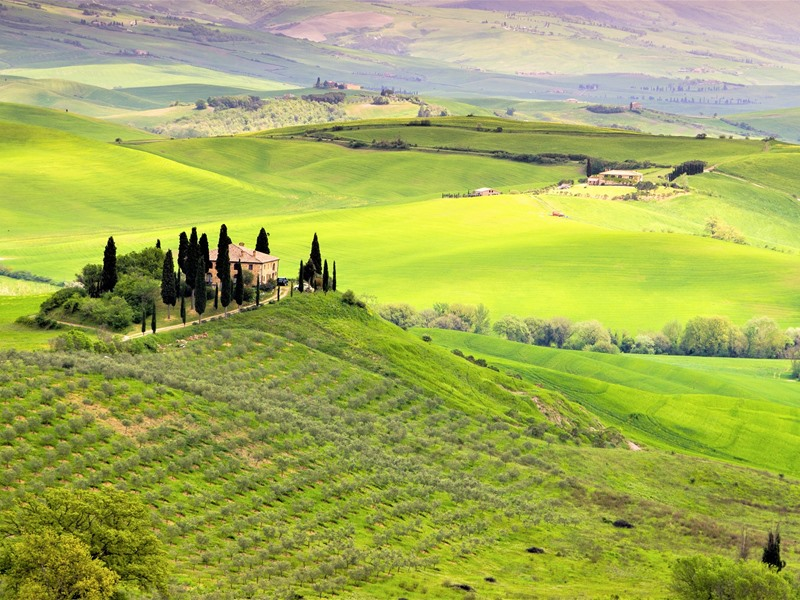 Weekend in Toscana in singola gratis