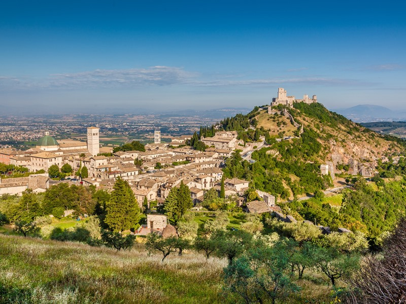 Weekend con Delitto in Umbria in singola gratis