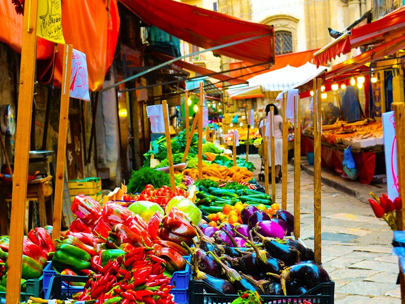 Weekend 1 Maggio Street Food a Palermo